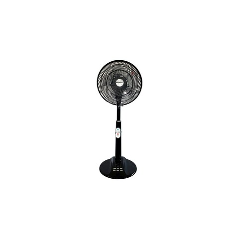 Keystone KSTFD125AG Pedestal Fan with Remote Control