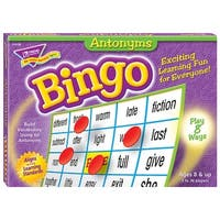 Antonyms Bingo Game