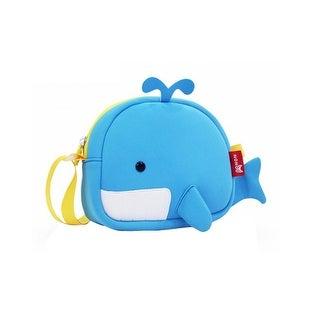 Kiddi Choice Nohoo Whale Mini Crossbody Bag Neoprene Messenger Bags Kids