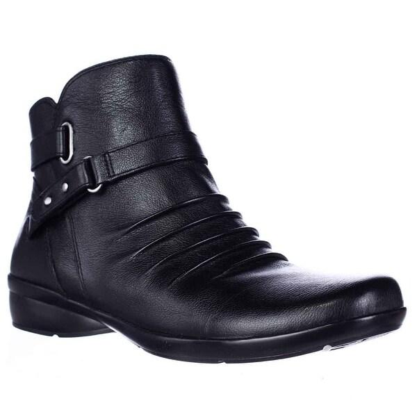 naturalizer Cassini Ankle Boots, Black