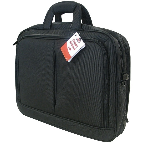 """TRAVEL SOLUTIONS 23005 Top-Loading Notebook Bag (17"""")"""