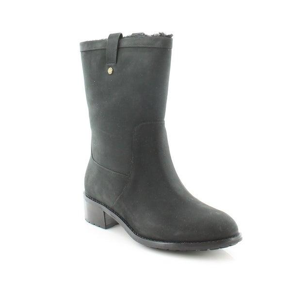 Cole Haan Jessup Waterproof Women's Boots Blk - 7.5