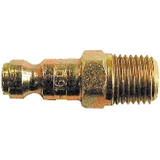 "Coilhose Pneumatics 1601-DL Bostitch-Type Connector, 1/4"" MPT"