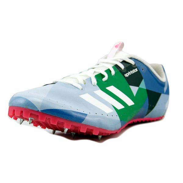 170012f3fd750 Shop Adidas Sprint Star Women Round Toe Synthetic Multi Color Cleats ...