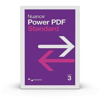 Nuance Power PDF Standard 3.0