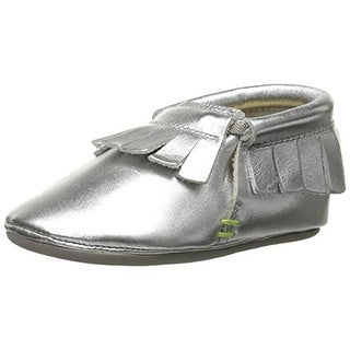 Umi Bevin Infant Leather Crib Shoes