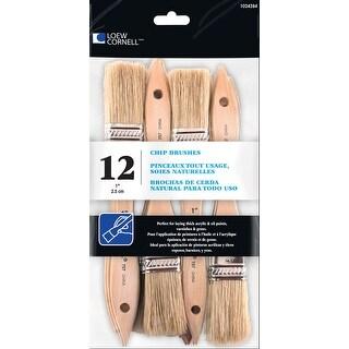 Chip Brush Set-12/Pkg