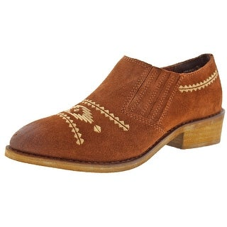 Naughty Monkey Agnes Women's Western Ankle Bootie Shoes (Option: 6)