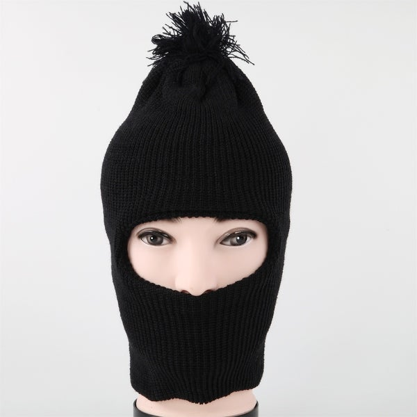 VECELO Winter Windcap with Face Mask, Warm Hat for Outdoors Sport
