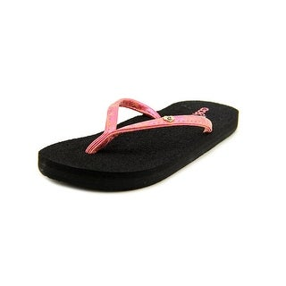 Cobian Lil Nias Bounce Open Toe Synthetic Flip Flop Sandal