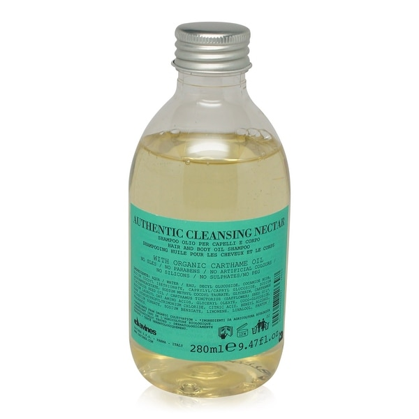 Davines Authentic Cleansing Nectar 9.5 Oz