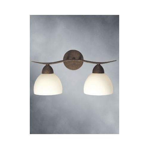 Merveilleux Woodbridge Lighting 53003 MBZ Hampton Ridge 2 Light Bathroom Vanity Light    Free Shipping Today   Overstock.com   19880827