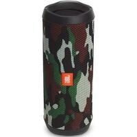 JBL Flip 4 Portable Bluetooth Waterproof Wireless Speaker Camouflage - Multi - 8.5 x 3.8 x 3.8