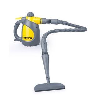 Vapamore MR-75 Amico Handheld Steam Cleaner - yellow/gray