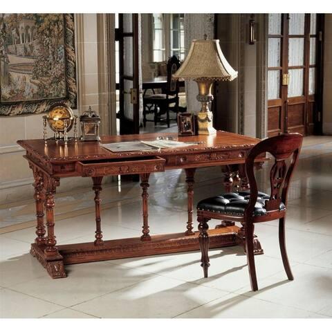 Design Toscano Chateau Chambord Table
