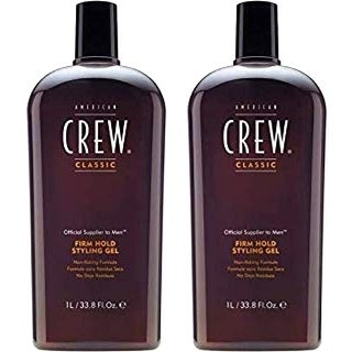 Link to American Crew Firm Hold Styling Gel 33.8 Ounce Pack of 2 Similar Items in Hair Care