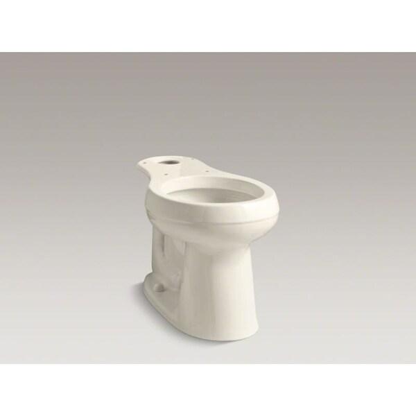 Kohler K 4829 Cimarron Comfort Height Round Front Toilet Bowl Only With 10 Rough