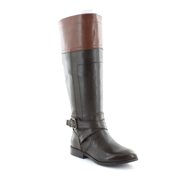 Marc Fisher Anlosa - WC Women's Boots Brown Multi