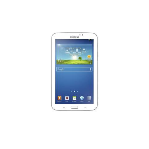 """Samsung Galaxy Tab 3 7"""" 8GB SM-T210 White Refurbished"""