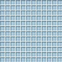 "Daltile CW11MSP Color Wave - 1"" x 1"" Square Mosaic Multi-Surface Tile - Smooth G - N/A"