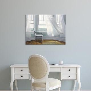 Easy Art Prints Karen Hollingsworth's 'Waiting to Fly' Premium Canvas Art