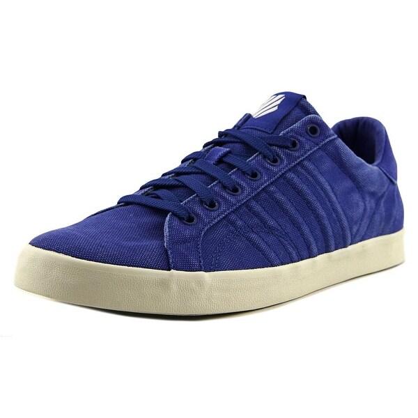 K-Swiss Belmont Men Mykonos Blue/Mrshmlw Tennis Shoes