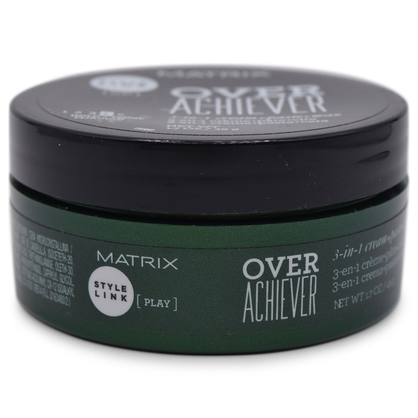 Matrix Style Link Play Over Achiever 3-in-1 Cream-Paste-Wax 1.7 Oz