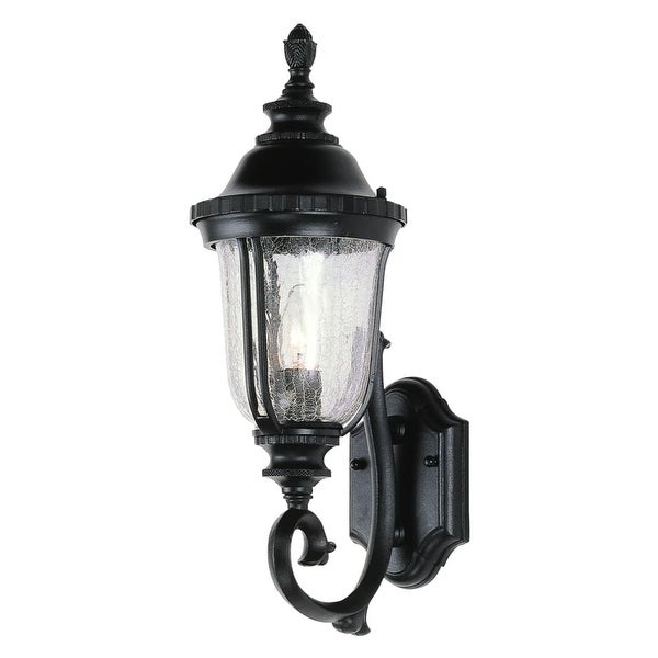 Trans Globe Lighting 4021 1-Light Up Lighting Outdoor Wall Sconce from the Outdoor Collection - N/A