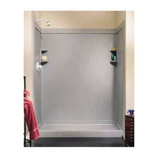 "Swanstone SS-3696-2 Double (2) Shower Wall Panels 36"" W x 96"" H"
