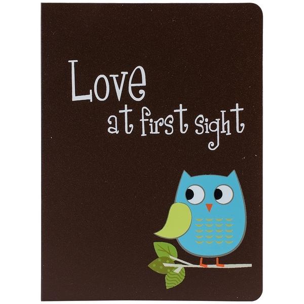 Shop Pioneer Baby Owl Brag Book Album 4x6 Assorted Colors