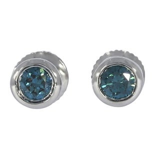 Blue Diamond Earrings Online At Our Best Deals