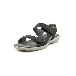 Trotters Grace N/S Open-Toe Leather Slingback Sandal