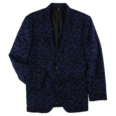 Alfani Mens Printed Sport Coat