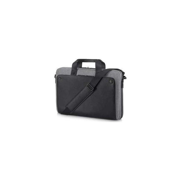 5e49aab3bf86 Shop HP Exec 15.6 Midnight Black Top Load Exec 15.6 Midnight Black Top Load  - Free Shipping Today - Overstock - 16993555