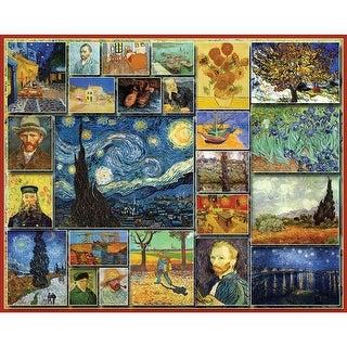 """Jigsaw Puzzle 1000 Pieces 24""""X30""""-Vincent Van Gogh"""