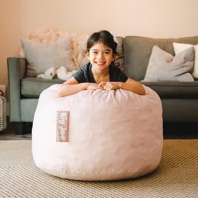 Big Joe Small Fuf Bean Bag Chair