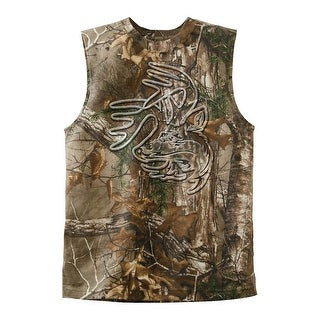 Legendary Whitetails Men's Realtree Sleeveless Sniper T-Shirt