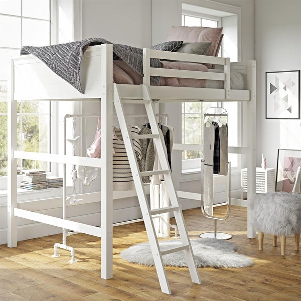 Avenue Greene Cato Traditional Full Loft Bed. Opens flyout.