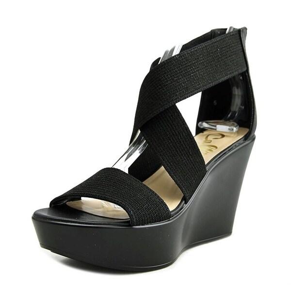 Callisto Hottie Women Black Sandals
