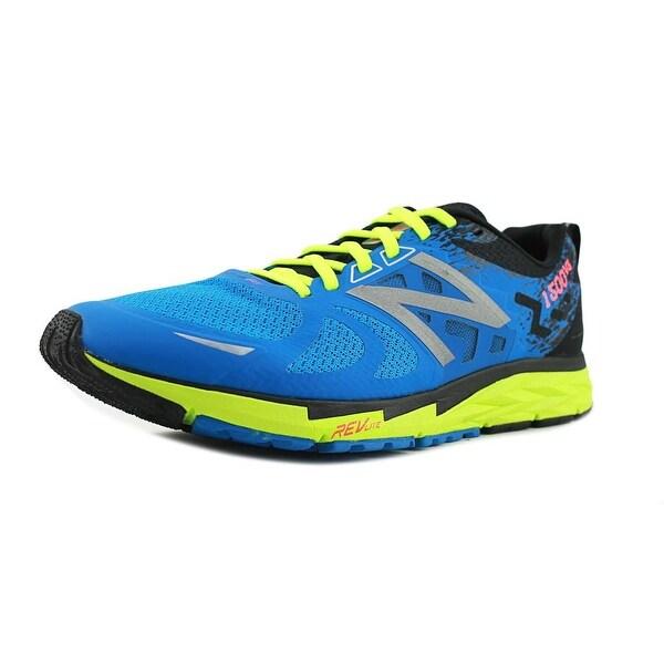 New Balance M1500 Men 2E Round Toe Synthetic Blue Walking Shoe
