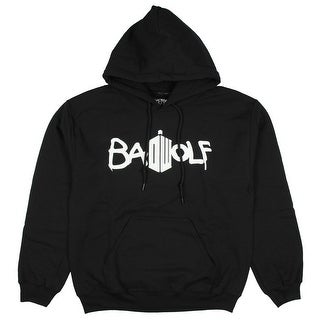 Doctor Who Women's Bad Wolf Pullover Hoodie