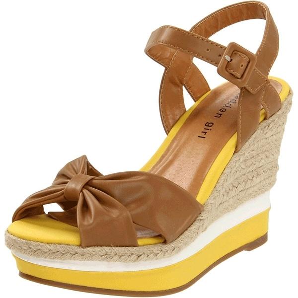 6509f7f2f5e Shop Madden Girl Womens Konfetti Open Toe Casual Platform Sandals ...