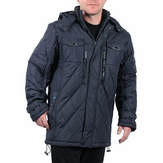 Akademiks Men's Explorer Parka