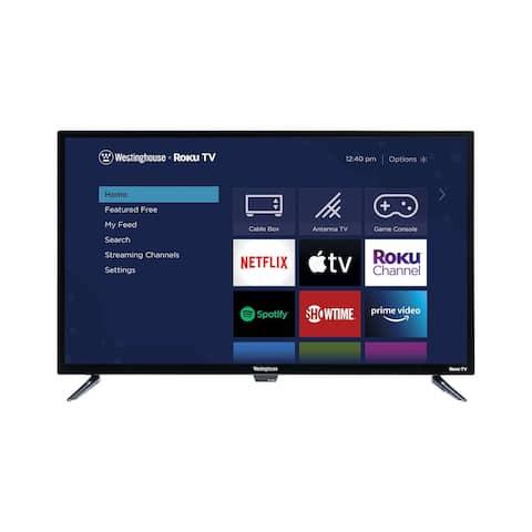 Westinghouse 32 inch Roku HD LED Smart TV - Black