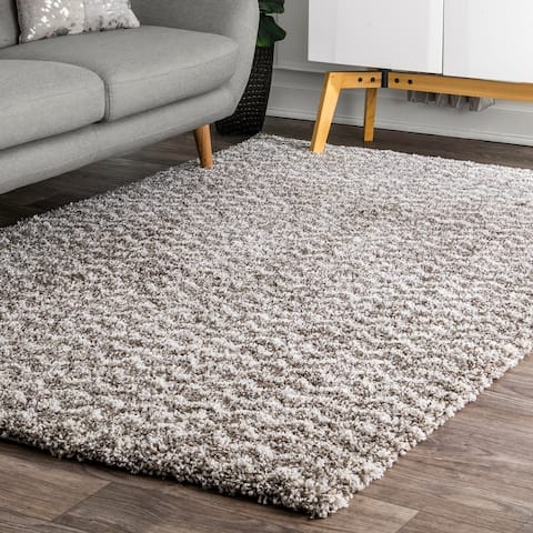 nuLoom Contemporary Moroccan Inspired Luxuries Soft Area Rug