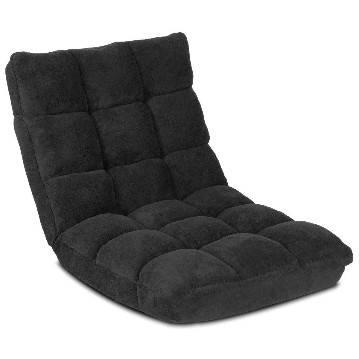Position Floor Chair Folding Lazy