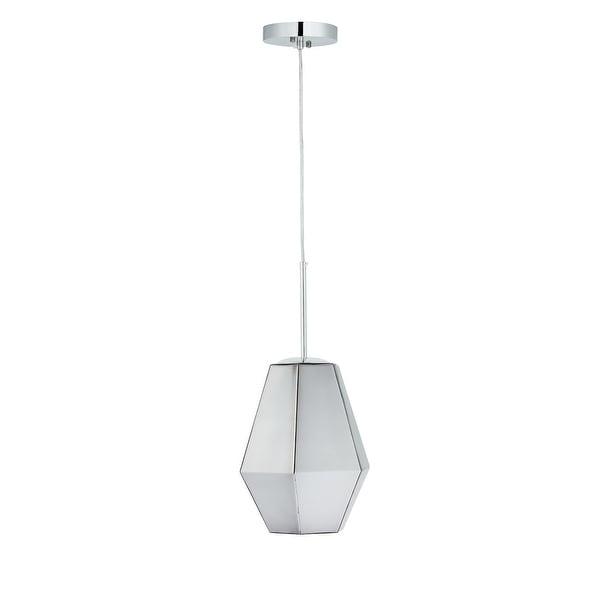 Taurus 1 - Light Single Jewel Tone Glass Pendant Light. Opens flyout.