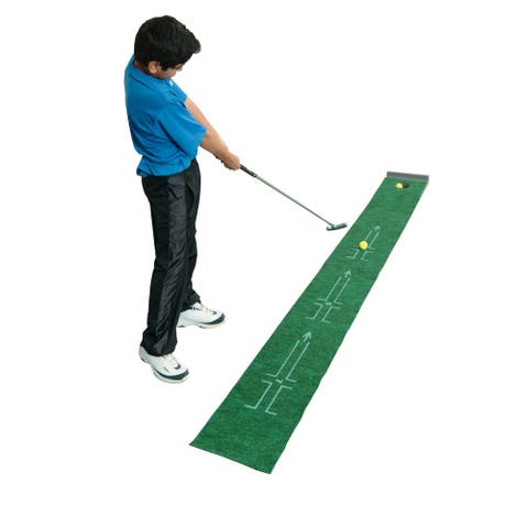 Accelerator Tough Putting Teacher Golf Mat