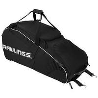 Rawlings Workhorse Wheeled Baseball/Softball Equipment Bag