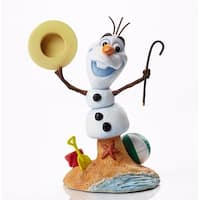 "Grand Jester Studios Disney Showcase Frozen ""Olaf"" Figurine #4046190 - multi"